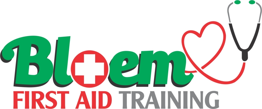 Bloem First Aid Training Logo Design 2 final